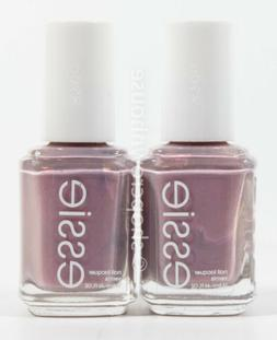 2 Essie Nail Lacquer Polish .46 oz #309 WIRE-LESS IS MORE -