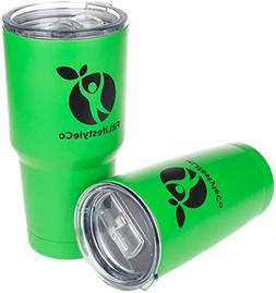 20 OZ + 30 OZ Tumbler Stainless Steel Double Wall Insulated