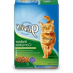 9 Lives Indoor Complete Dry Cat Food, 12-Pound