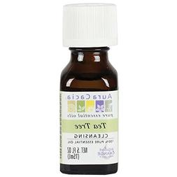 Aura Cacia, Essential Oil, Tea Tree, .5 oz