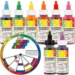 Chefmaster by US Cake Supply 2-ounce Liquid Candy Food Color