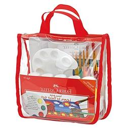 Faber Castell Young Artist Learn to Paint Set - Washable Pai