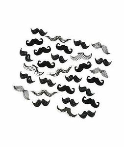 "Fun Express - Mustache ""Stache Bash"" Party Confetti- 2 oz.,"