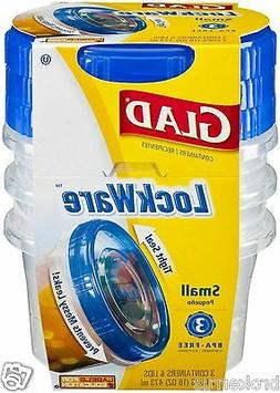 Glad GLAD-84105-SINGLE 84105 Storage Stackable CONTAINERS, 1