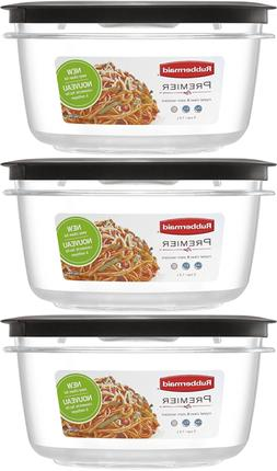 Rubbermaid Premier Food Storage Container, 5-Cup