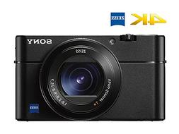 Sony DSC-RX100/B 20.2 MP Exmor CMOS Sensor Digital Camera wi
