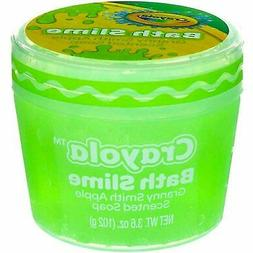 Crayola Bath Slime Scented Soap 4 Colors and Scents