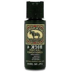 Bickmore Bick 4 Leather Conditioner 2 oz. Best Since 1882 Cl