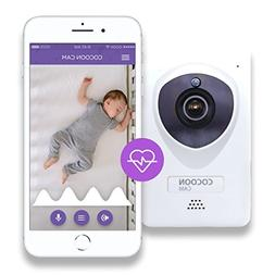 Cocoon Cam Plus - Baby Monitor with Breathing Monitoring - N