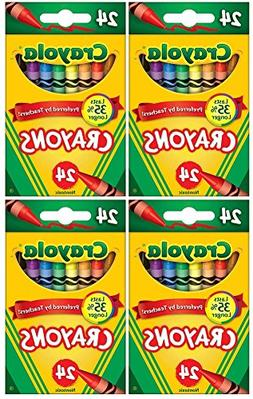 Crayola Classic Color Pack Crayons, 24 Count,