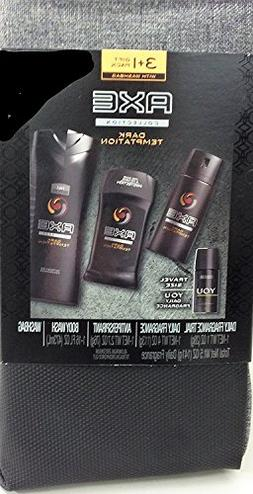 Axe Dark Temptation Holiday Gift Bag 2017 For Him: Body Wash