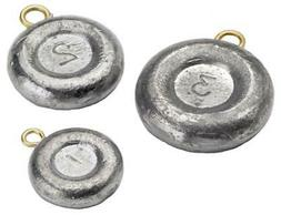 Bullet Weights Disc Fishing Sinker , 2-Ounce - DSI2-24