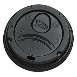 Dixie D9542B Dome Lid for 10-16 oz PerfecTouch Cups and 12-2