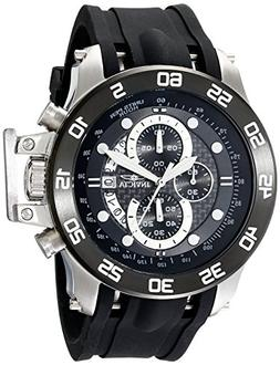 Invicta Men's 19251 I-Force Stainless Steel Watch with Black