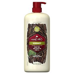 Old Spice Fresher Collection Men's Body Wash Pump, Timber Sc