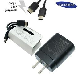 Samsung Galaxy Note 10 Super Fast Charger 25W Wall Adapter a