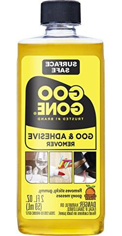 Goo Gone Original - 2 Ounce - Surface Safe Adhesive Remover