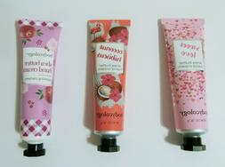 """bodycology Hand Cream Shea Buttter 2oz New """"You Pick One"""""""