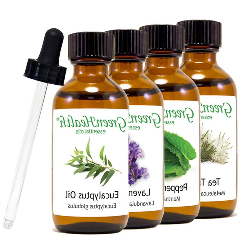2 oz essential oil with glass dropper