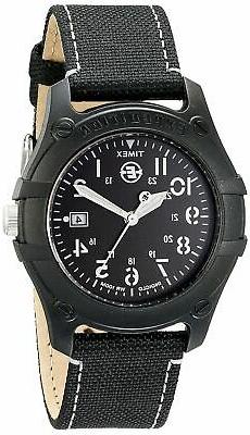 Timex 379096 Timex Expedition E Analog - Black