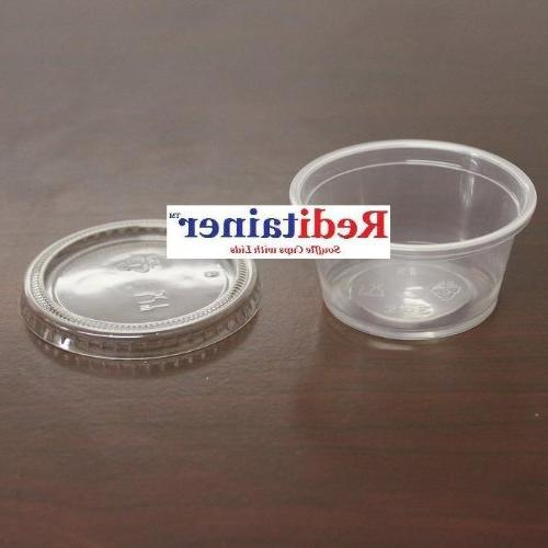 Portion with Lids, 2 of 100