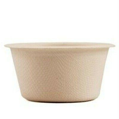 World Centric's 100% Biodegradable, 100% Compostable Bagasse