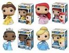 Action Figure Funko Pop Belle Beauty And The Beast Mermaid A