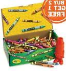 Crayola Crayons and Storage Tins--You Choose! Back to School