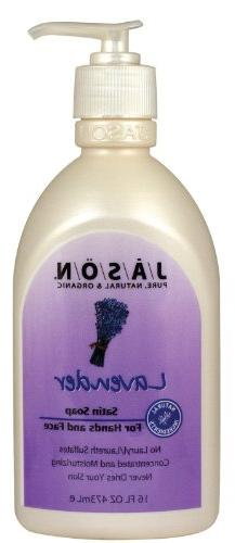 Jason Calming Lavender Pure Natural Hand Soap -- 16 fl oz