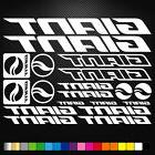 Compatible Giant Vinyl Stickers Sheet Bike Frame Cycle Cycli