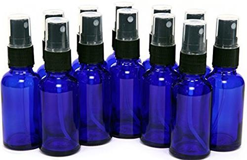 glass bottles essential oils liquid