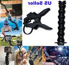 For Gopro Hero 6 5 4 3 2 Accessories Jaws Flex Clamp Mount N