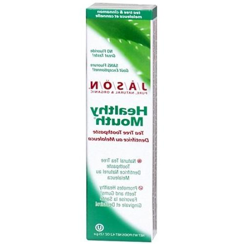 healthy mouth tea tree toothpaste