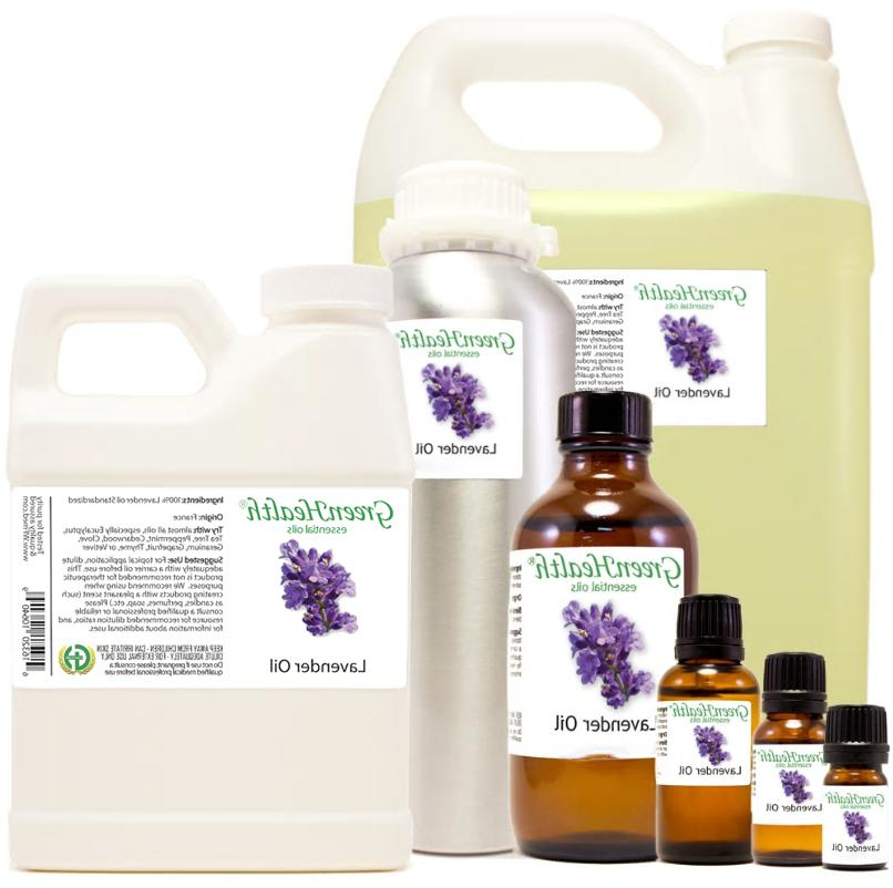 lavender essential oil 100 percent pure many
