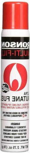 Ronson Multi-Fill Butane Fuel, 78g