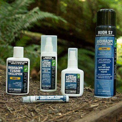 NEW Sawyer Insect Repellent with 20% Picaridin FREE FAST