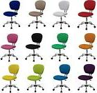 Office Computer Chair Wheels Spinning Desk Gaming Home Furni