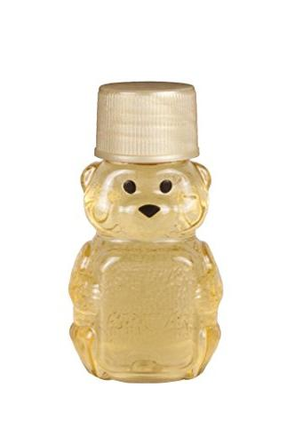 RETROPAK PB06W24RP Panel Bear, 2-Ounce, Clear…