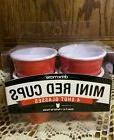 Red Solo Cup Shot Glasses 2 oz