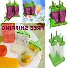 Ozera Reusable Popsicle Ice Pop Molds Maker BPA-Free Set of