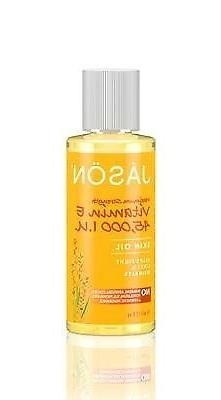 Jason Vitamin E Oil 45,000 IU, 2-Ounce Bottles