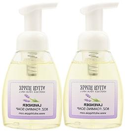 Lavender Organic Foaming Hand Soap 8oz by Witch Hippie