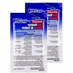 Loreal Hair Coloring Products Effasol Remover Packets 7/8 Oz