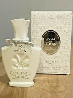 Creed Love In White by Creed for Women - 2.5 oz Millesime Sp