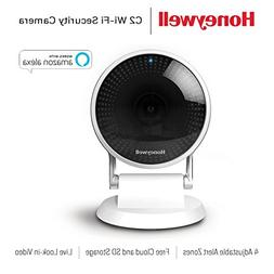 Honeywell Home C2 Indoor Wi-Fi Security Camera