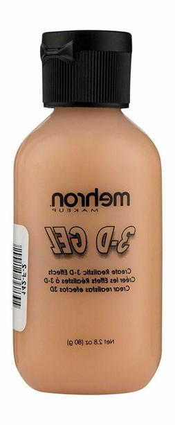 Mehron Makeup 3-D Gel