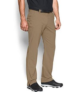 Under Armour Men's Match Play Golf Pants - Straight Leg, Can
