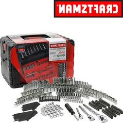 Craftsman 320 Piece Mechanic's Tool Set With 3 Drawer Case 9