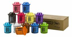 Crayola Modeling Dough - 12 Pack of 2oz Fun Color Variety -