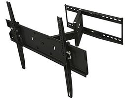 Mount-It! Full Motion TV Wall Mount Bracket For Flat Screen